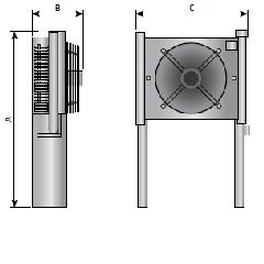 Теплообменник воздух-воздух для сжатого воздуха очистка теплообменников термона от накипи